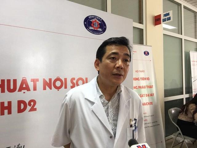 BS Bệnh viện K: 5 dấu hiệu ung thư đại trực tràng, đặc biệt khi đại tiện ai cũng cần chú ý - Ảnh 2.