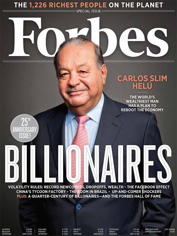 Bí kíp làm nên 60 tỷ USD từ 2 bàn tay trắng của Carlos Slim: Khủng hoảng là cơ hội tuyệt vời để đầu tư đấy! - Ảnh 1.