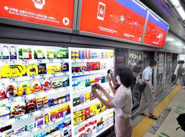 Trước Vinmart, một nhà bán lẻ từng triển khai Virtual Store và thắng lớn: Doanh số trực tuyến tăng 130%, vươn lên trở thành chuỗi bán lẻ online số 1 Hàn Quốc - Ảnh 3.