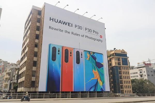 Giá điện thoại Huawei P30 giảm sốc, chỉ còn khoảng 3 triệu đồng - Ảnh 2.