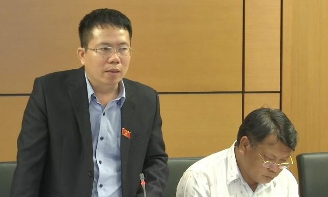 ĐB Lưu Bình Nhưỡng nói vụ ông chủ Nhật Cường Mobile: Để bỏ trốn là không chấp nhận được - Ảnh 1.