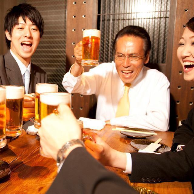 Dân văn phòng Nhật coi đi nhậu là câu chuyện văn hóa, có một số quy tắc ma mới phải thuộc nằm lòng - Ảnh 2.