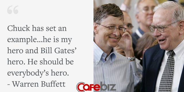 Vị tỷ phú truyền cảm hứng cho Bill Gates, Warren Buffett: Ở nhà thuê, không có ô tô, từ thiện toàn bộ tài sản 8 tỷ USD và triết lý Tấm vải che tử thi không có túi! - Ảnh 2.