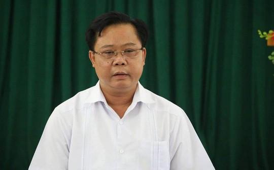 Đề xuất thay trưởng ban chỉ đạo thi THPT quốc gia năm 2019 tại Sơn La - Ảnh 1.