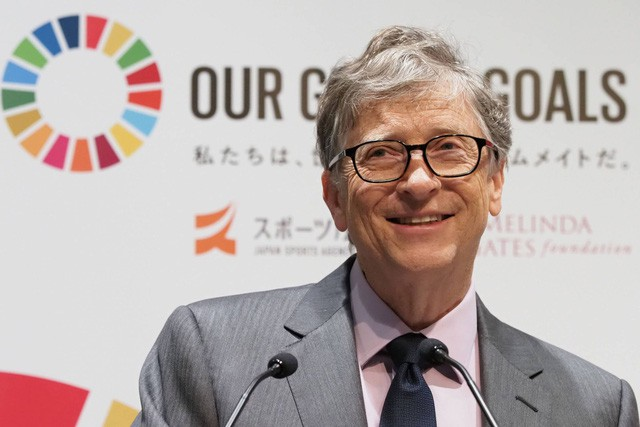 Điều làm Bill Gates hạnh phúc không phải khối tài sản tỷ đô mà hóa ra chỉ đơn giản như bao ông bố, bà mẹ khác - Ảnh 1.