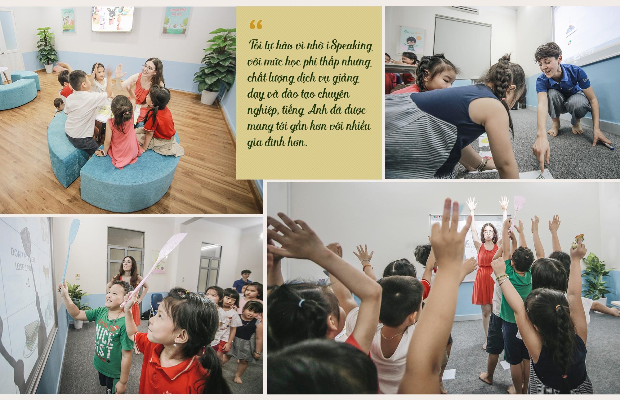"""Từ ước mơ xây ngôi trường riêng cho người con trai đến hệ thống giáo dục với chiến lược """"khác biệt hóa"""" bằng sự tận tâm của cô giáo người Mỹ - Ảnh 6."""