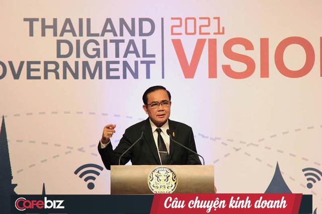 Chuyển đổi số là gì lại khiến các chính phủ và doanh nghiệp đều theo đuổi? Bài học thành công từ người hàng xóm Thái Lan - Ảnh 3.