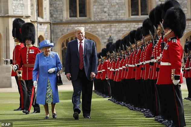 Tổng thống Trump bất ngờ đưa ra lời nhận xét về Meghan Markle chỉ gói gọn trong 1 từ khiến nàng dâu này cũng đủ ngượng chín mặt - Ảnh 2.