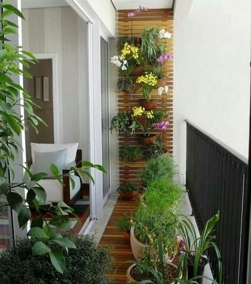 Người Việt đang sử dụng ban công chung cư rất… lãng phí? - Ảnh 2.