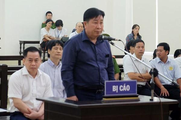 Cựu Thứ trưởng Bộ Công an Bùi Văn Thành xin đặc ân được hưởng án treo - Ảnh 1.