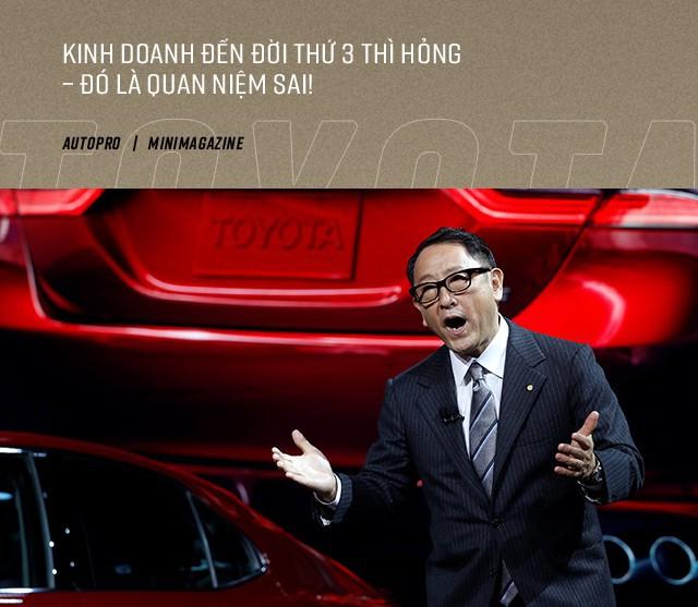 Cha truyền, con nối nhưng đời cháu nhà sáng lập Toyota đã giấu nhẹm thân thế để lột xác hãng xe Nhật như thế nào? - Ảnh 11.