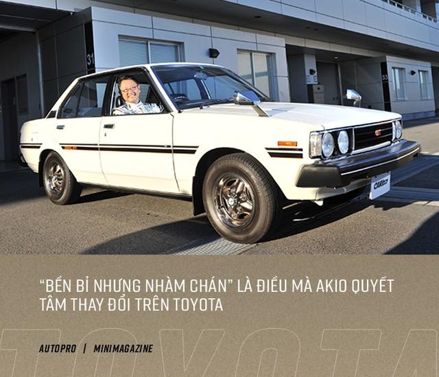 Cha truyền, con nối nhưng đời cháu nhà sáng lập Toyota đã giấu nhẹm thân thế để lột xác hãng xe Nhật như thế nào? - Ảnh 14.