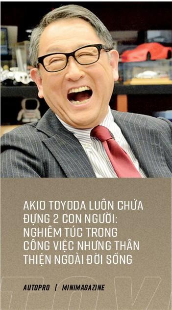 Cha truyền, con nối nhưng đời cháu nhà sáng lập Toyota đã giấu nhẹm thân thế để lột xác hãng xe Nhật như thế nào? - Ảnh 3.