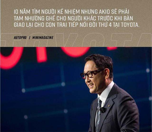 Cha truyền, con nối nhưng đời cháu nhà sáng lập Toyota đã giấu nhẹm thân thế để lột xác hãng xe Nhật như thế nào? - Ảnh 7.