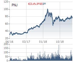 VCSC: Lợi nhuận PNJ giảm trong tháng 4 và tháng 5 do trục trặc khi triển khai hệ thống ERP - Ảnh 1.