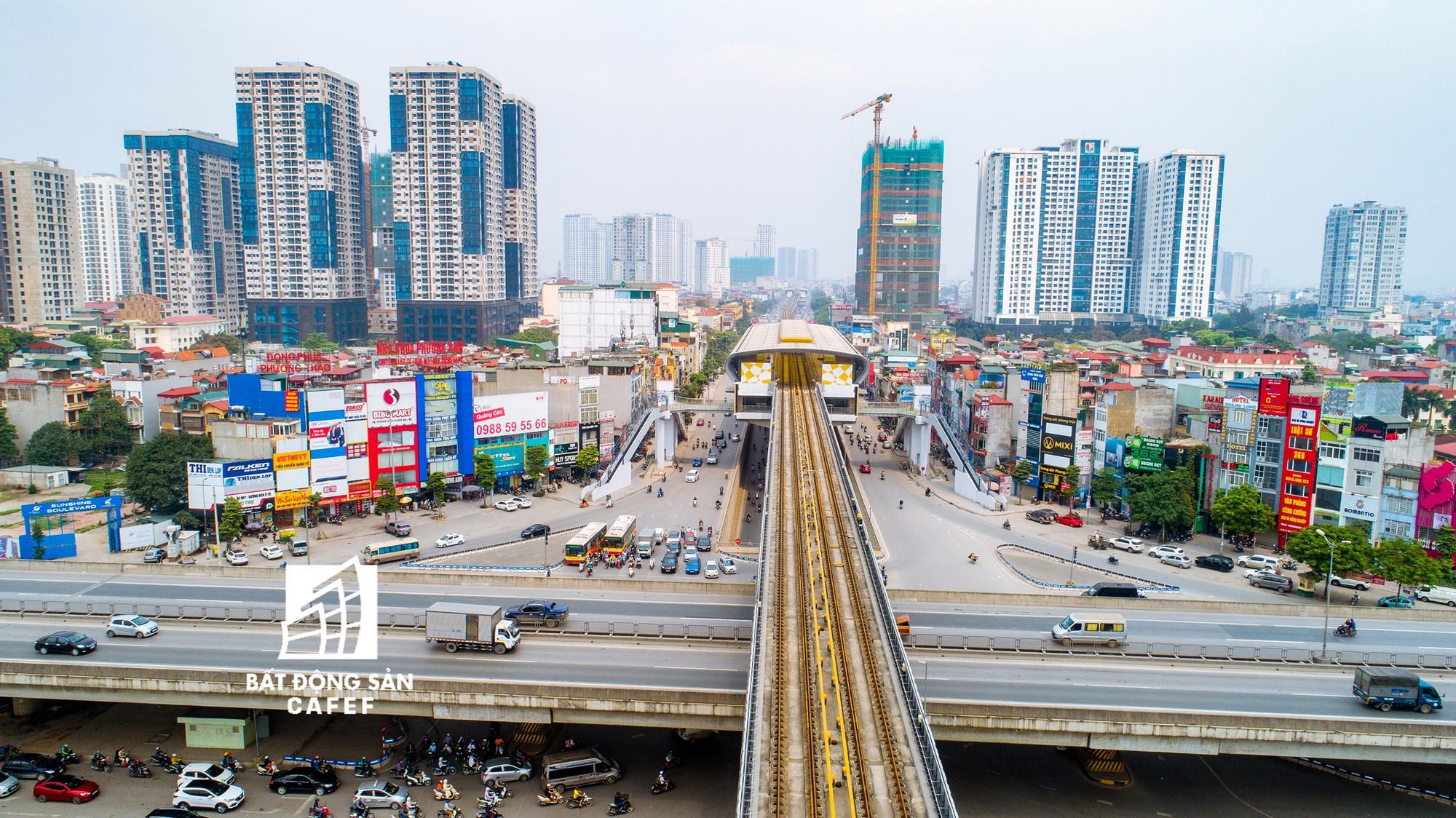 """Toàn cảnh """"rừng"""" cao ốc đang bóp nghẹt khu đô thị kiểu mẫu bậc nhất Hà Nội - Ảnh 8."""