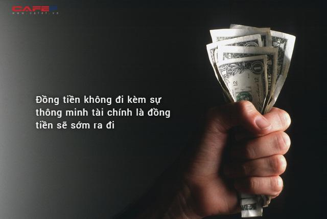 Tại sao người giàu lại hay keo kiệt? Đừng chê trách nếu bạn còn dùng tư duy nghèo nàn để đánh giá người khác - Ảnh 1.