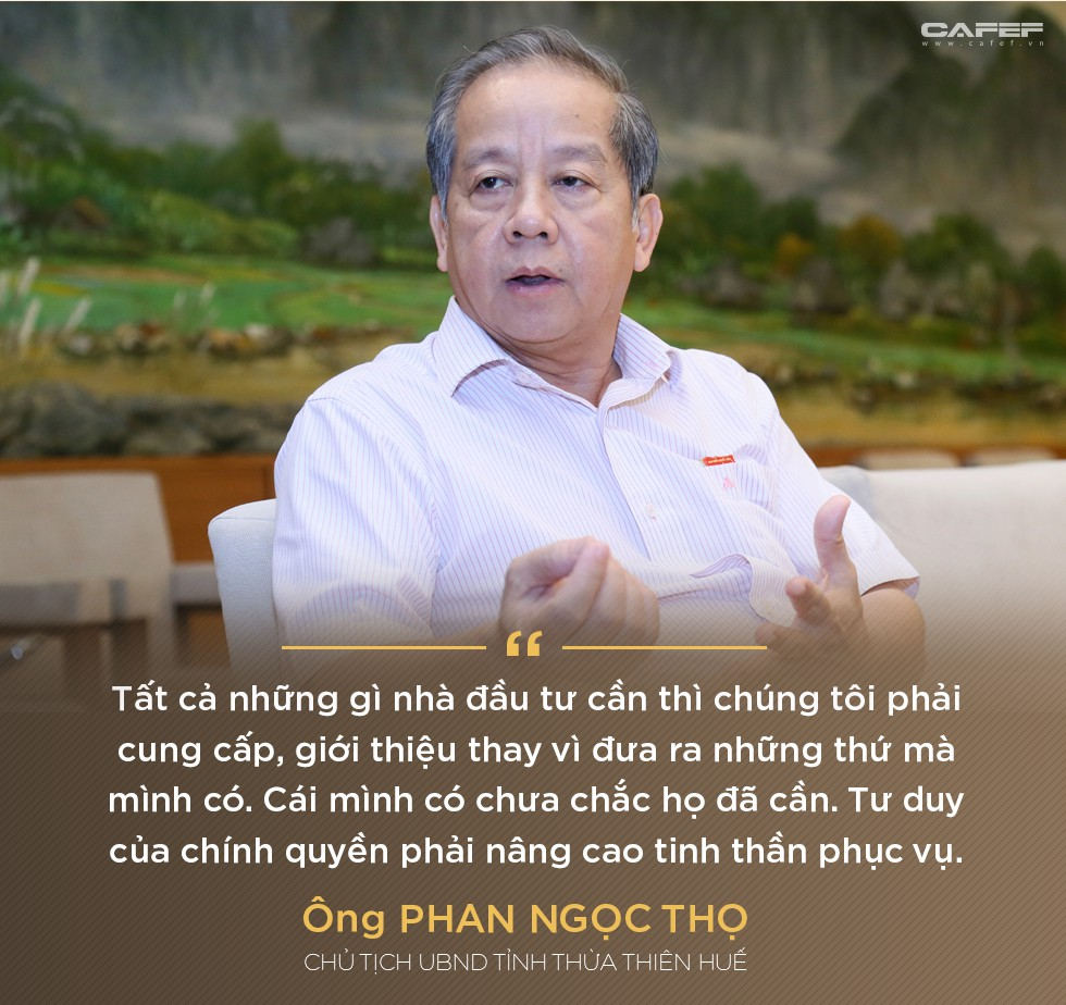 """Khát vọng """"thành phố hạnh phúc"""" và 3 mong ước của Chủ tịch Thừa Thiên Huế - Ảnh 2."""