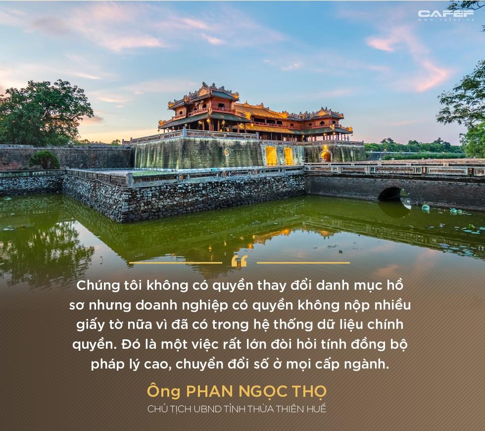 """Khát vọng """"thành phố hạnh phúc"""" và 3 mong ước của Chủ tịch Thừa Thiên Huế - Ảnh 7."""