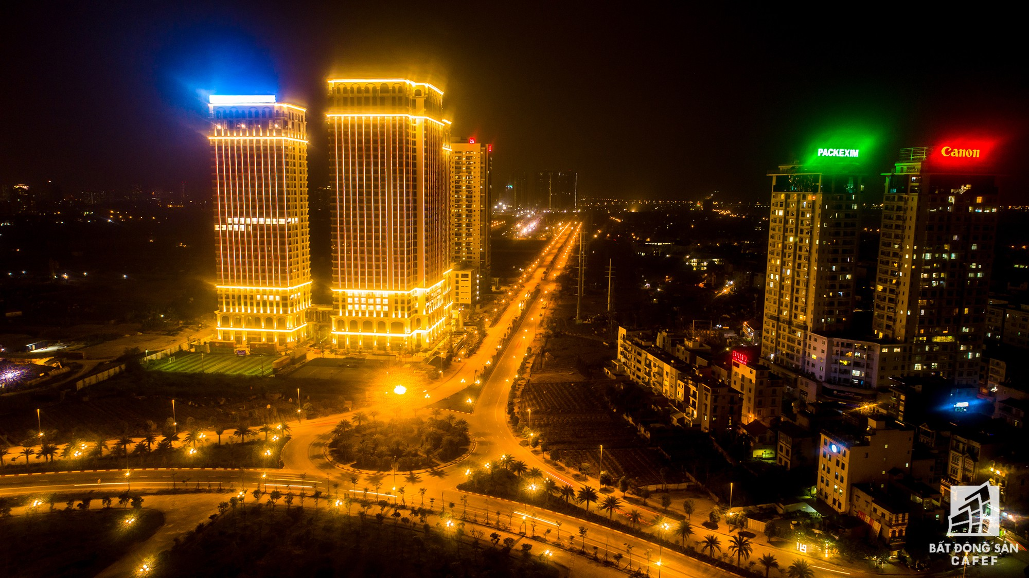 Cận cảnh hàng loạt dự án cao ốc dọc trục đường 8 làn xe tại trung tâm Hà Nội - Ảnh 8.