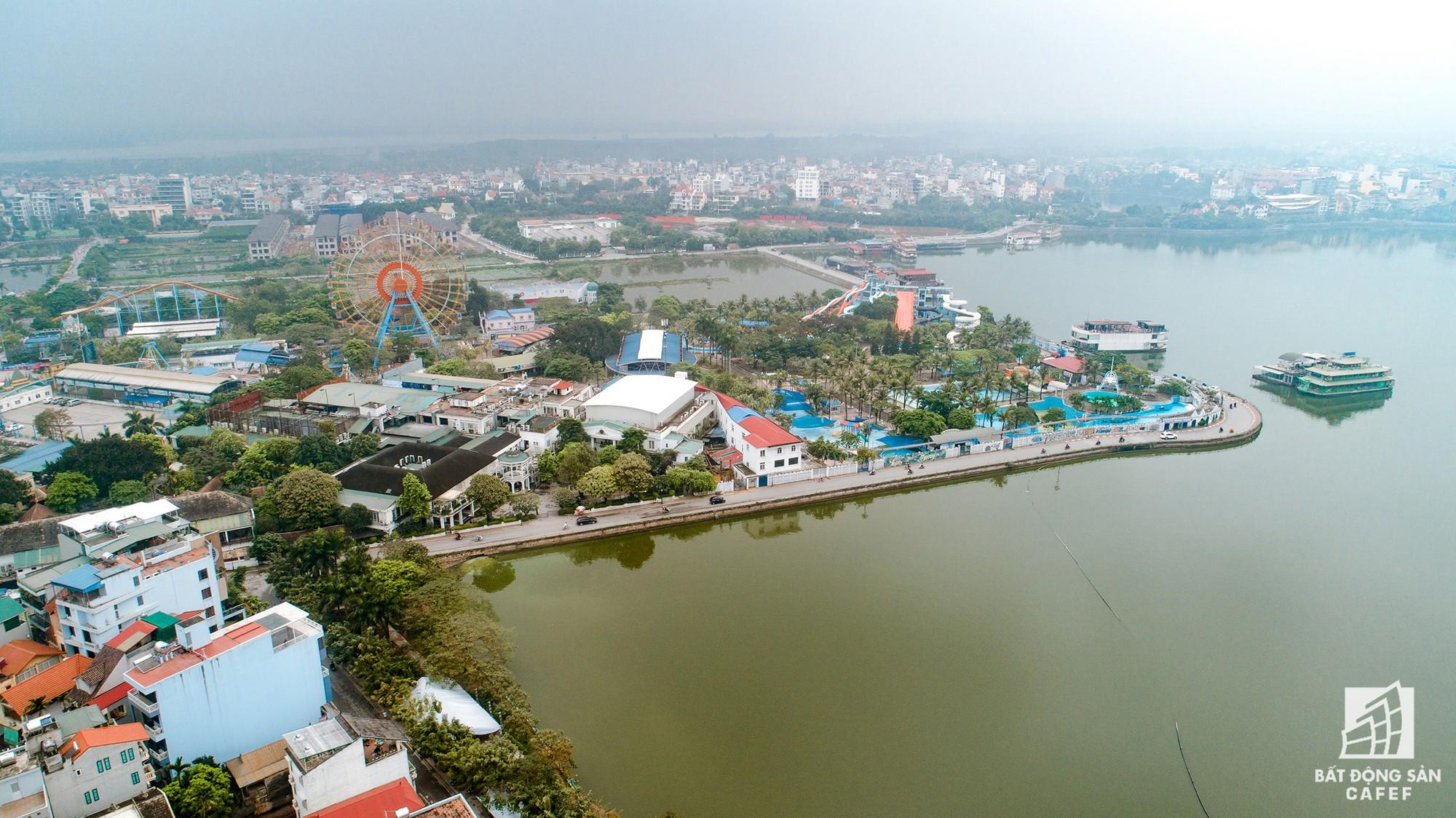 Cận cảnh hàng loạt dự án cao ốc dọc trục đường 8 làn xe tại trung tâm Hà Nội - Ảnh 10.