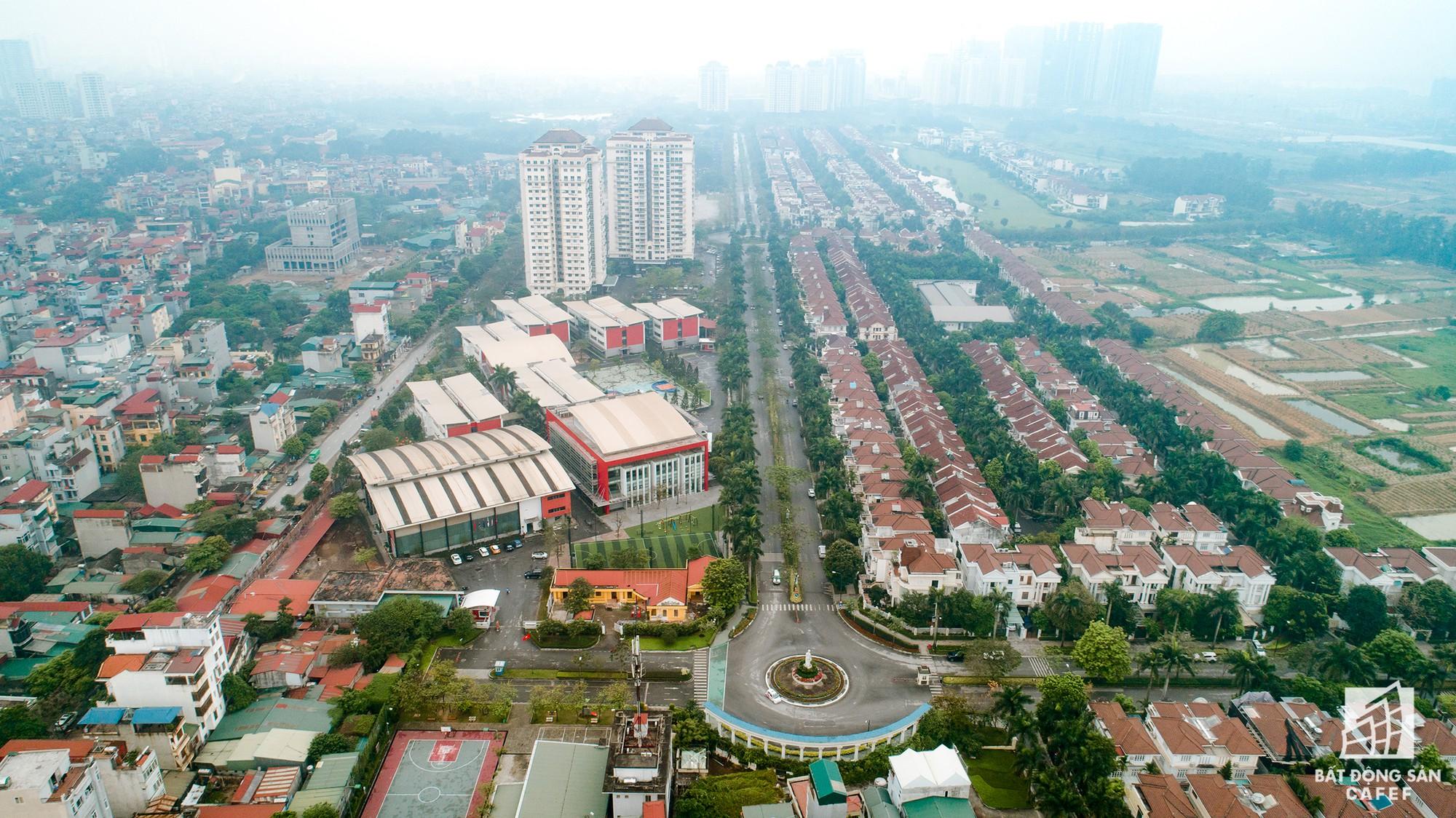Cận cảnh hàng loạt dự án cao ốc dọc trục đường 8 làn xe tại trung tâm Hà Nội - Ảnh 13.