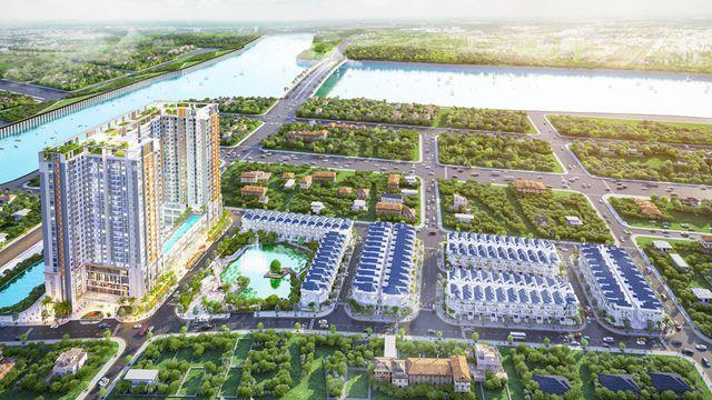 Dính loạt sai phạm, dự án Green Star Sky Garden của Hưng Lộc Phát bị đình chỉ thi công - Ảnh 1.