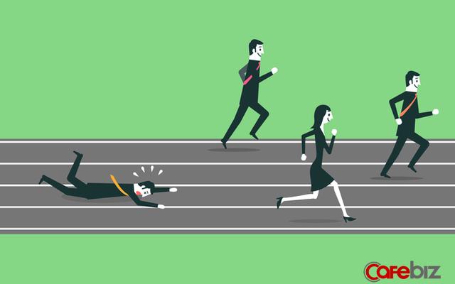 Bí mật thành công nhiều người biết nhưng không sẵn sàng thực hiện: Hãy để thất bại dẫn dắt bạn - Ảnh 1.
