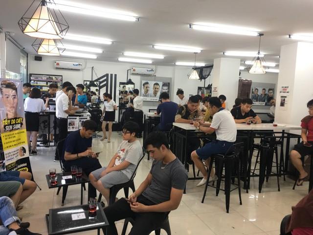 Chuỗi cắt tóc công nghệ 30Shine đặt mục tiêu chạm mốc 80 cửa hàng trong hè này - Ảnh 1.