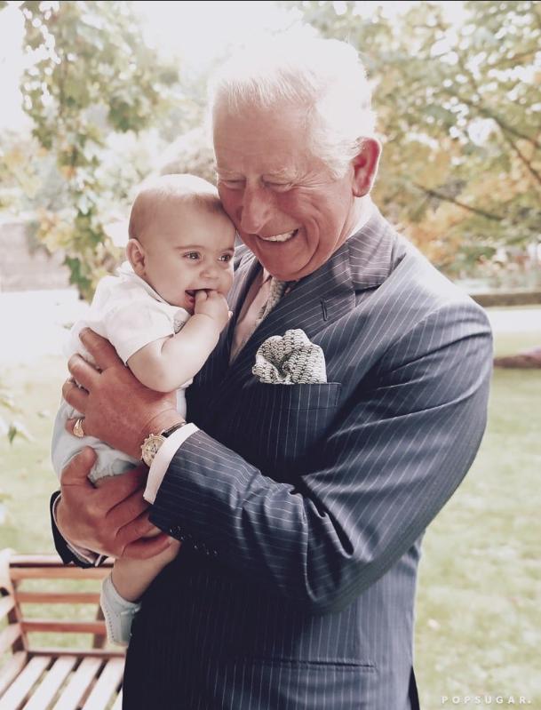 Không phải mẹ Kate hay bố William, Hoàng tử Louis chỉ dành tình cảm đặc biệt cho nhân vật này với khoảnh khắc ấm áp đến tan chảy trái tim - Ảnh 3.
