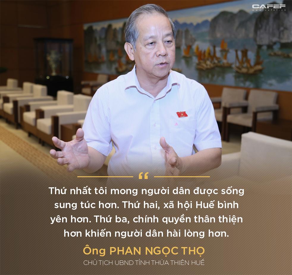 """Khát vọng """"thành phố hạnh phúc"""" và 3 mong ước của Chủ tịch Thừa Thiên Huế - Ảnh 13."""