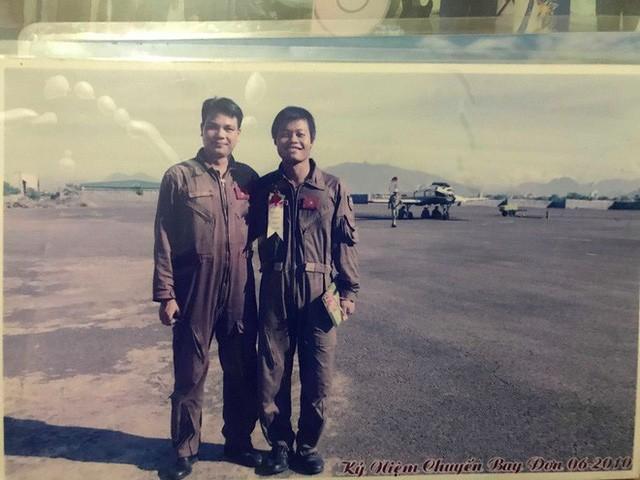 Lời hứa về giỗ mẹ của Đại úy phi công hy sinh trong vụ rơi máy bay quân sự ở Khánh Hoà - Ảnh 3.