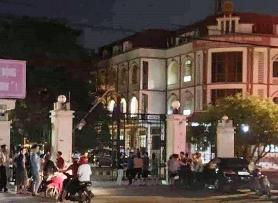 Phó giám đốc Công an Thái Bình nói về nguyên nhân tử vong của chuyên viên Phòng Nội vụ - Ảnh 1.