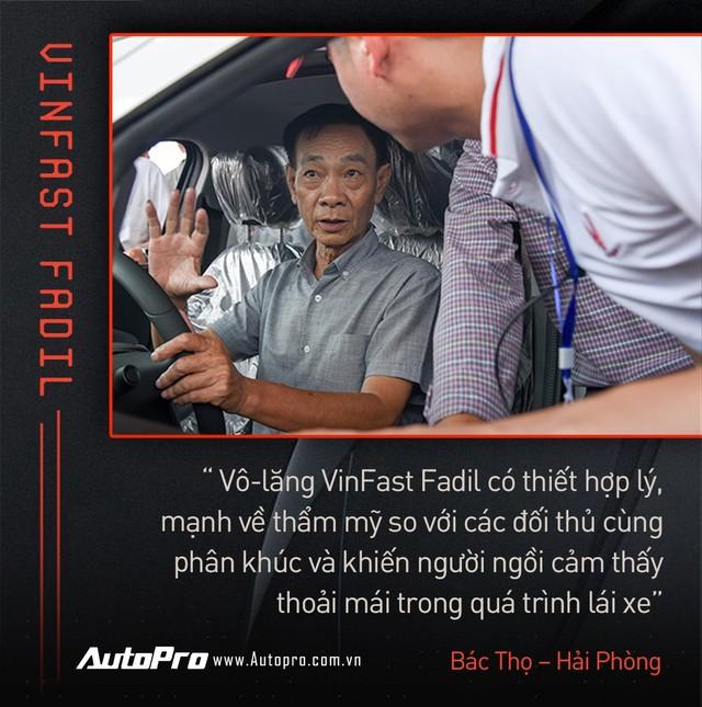 Khách Việt hết lời khen VinFast Fadil trong ngày nhận xe quy mô kỷ lục Việt Nam - Ảnh 5.