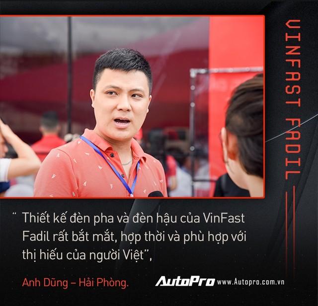 Khách Việt hết lời khen VinFast Fadil trong ngày nhận xe quy mô kỷ lục Việt Nam - Ảnh 6.