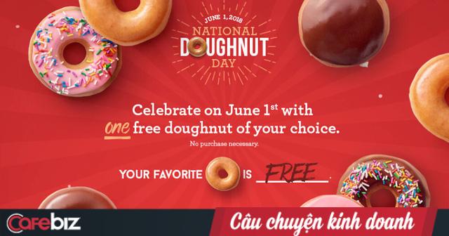 Krispy Kreme: Gần 90 năm chỉ bán mỗi bánh Donut, đi qua 2 cuộc khủng hoảng kinh tế, phát triển rực rỡ với hơn 1.100 cửa tiệm tại 25 quốc gia - Ảnh 2.