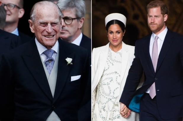 Chồng của Nữ hoàng Anh phản đối cuộc hôn nhân giữa Hoàng tử Harry và Meghan Markle vì lý do bất ngờ - Ảnh 1.