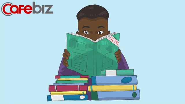 Đàn ông hiện đại muốn thành đạt thì là phải đọc nhiều sách: Tối thiểu đọc mỗi ngày 20 trang, mỗi năm đọc 30 cuốn sách - Ảnh 2.