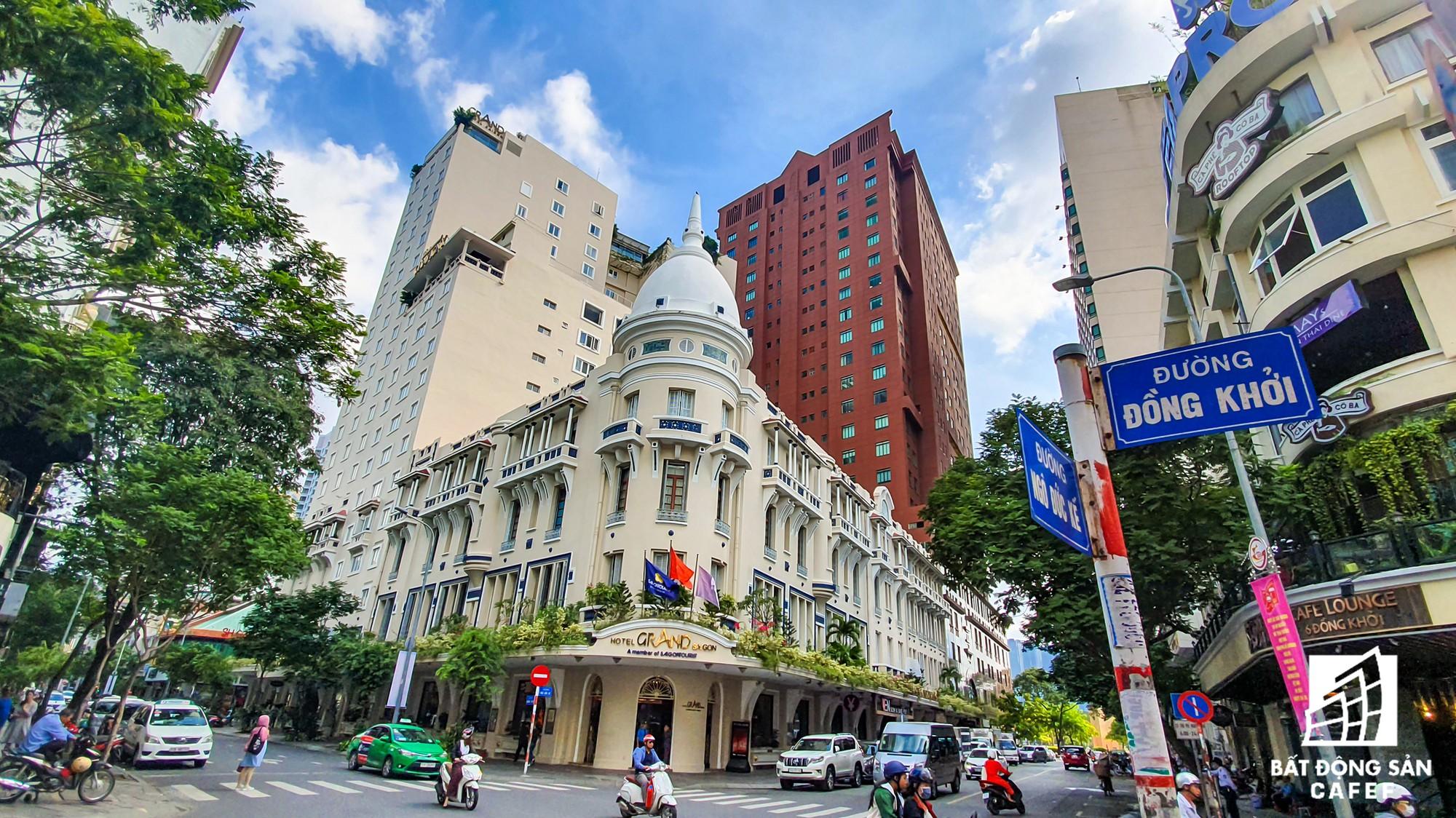 Toàn cảnh con đường có giá bất động sản đắt đỏ nhất Việt Nam, lên tới 2 tỷ đồng một m2 - Ảnh 10.