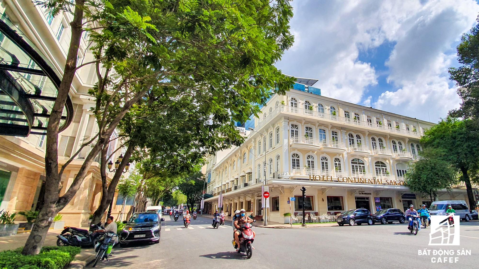 Toàn cảnh con đường có giá bất động sản đắt đỏ nhất Việt Nam, lên tới 2 tỷ đồng một m2 - Ảnh 16.