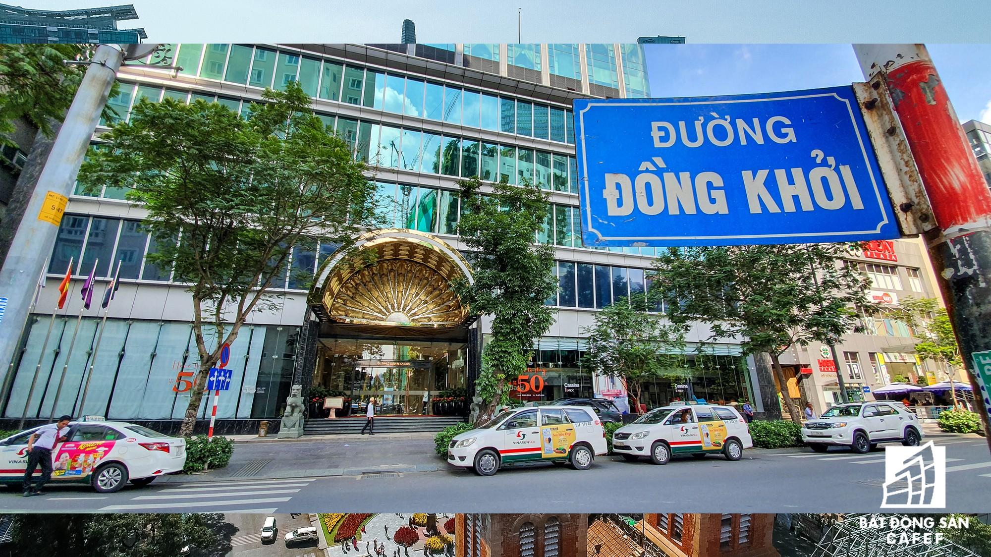 Toàn cảnh con đường có giá bất động sản đắt đỏ nhất Việt Nam, lên tới 2 tỷ đồng một m2 - Ảnh 6.