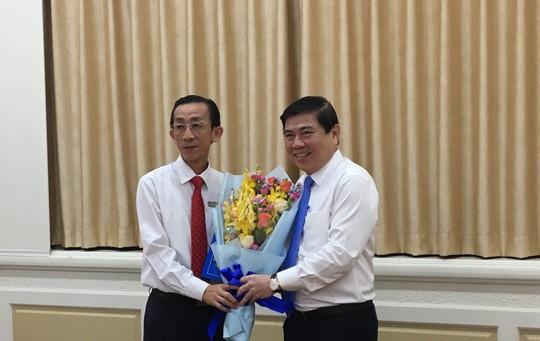 Ông Trần Hoàng Ngân làm Viện trưởng Viện Nghiên cứu phát triển TP HCM  - Ảnh 1.