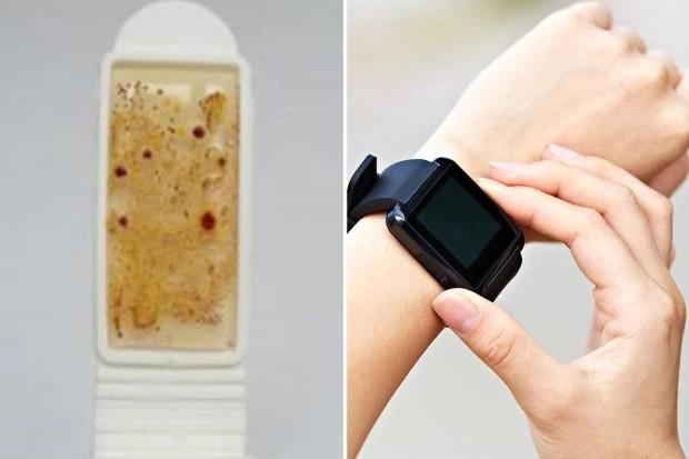Nhìn những hình ảnh này bạn sẽ giật mình khi thấy đồng hồ đeo tay bẩn hơn bồn cầu nhiều lần đến vậy - Ảnh 2.