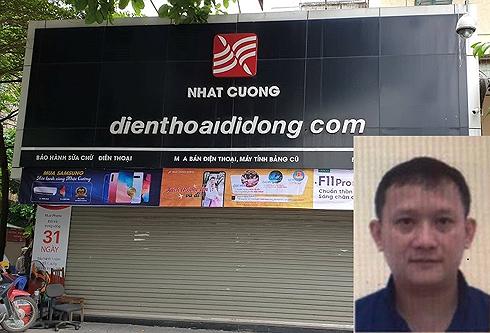 """Vụ Nhật Cường Mobile: Vẫn đang truy nã """"ông chủ"""" Bùi Quang Huy - Ảnh 1."""