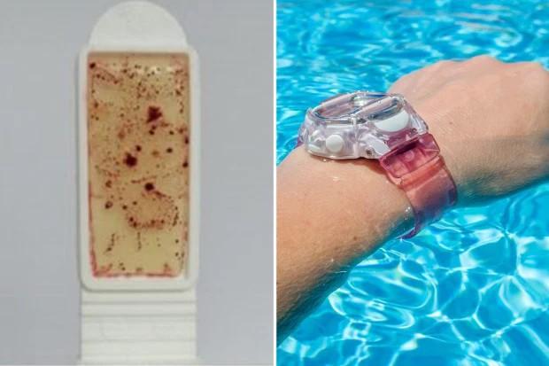 Nhìn những hình ảnh này bạn sẽ giật mình khi thấy đồng hồ đeo tay bẩn hơn bồn cầu nhiều lần đến vậy - Ảnh 3.