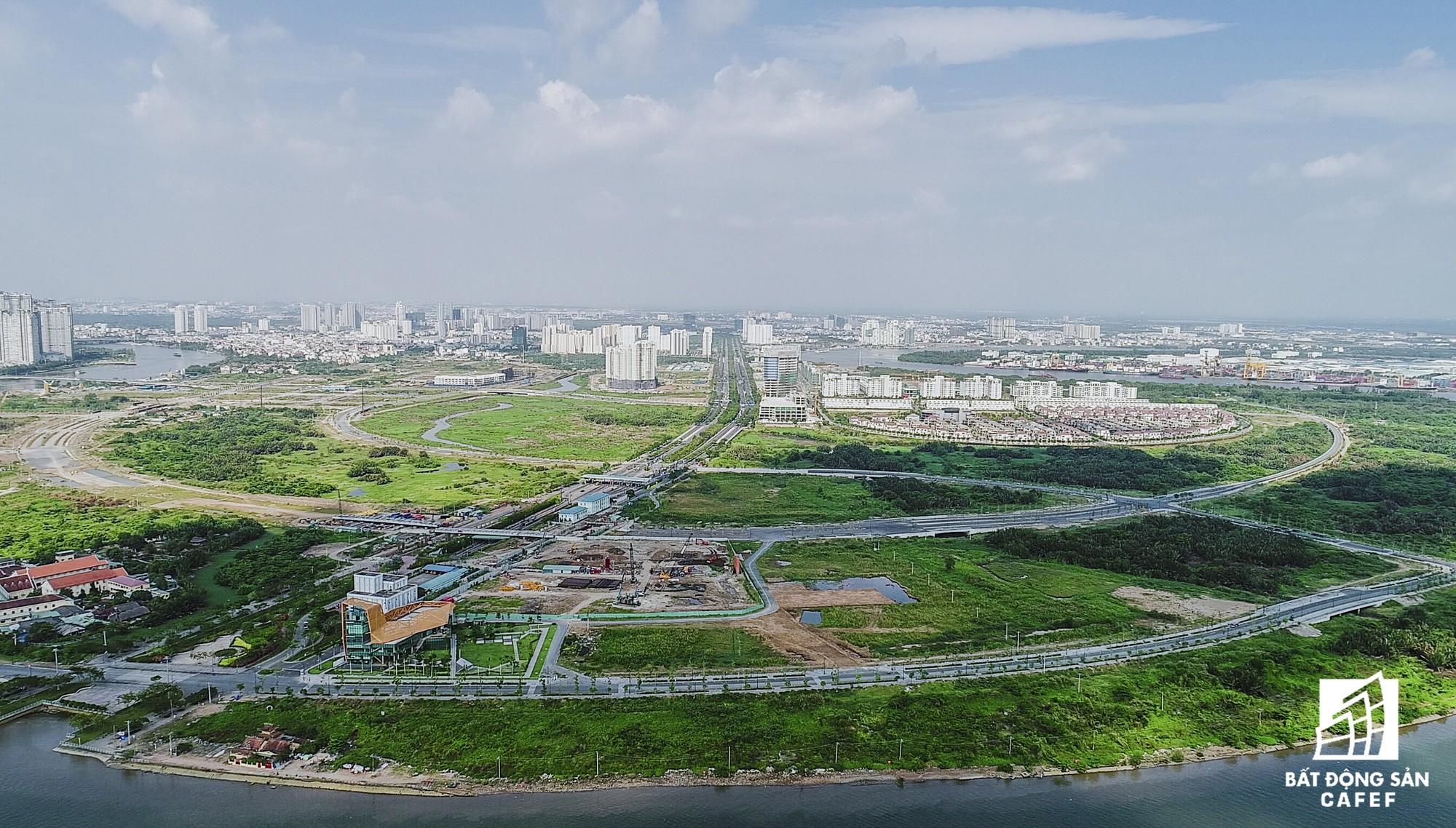 Sau gần 25 năm đầu tư xây dựng, bán đảo Thủ Thiêm hiện nay hình hài ra sao? - Ảnh 5.