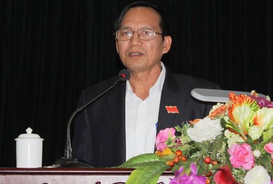 Không có ghế ở Hội Nông dân, nguyên chủ tịch huyện lại được điều làm phó giám đốc Sở Ngoại vụ  - Ảnh 1.