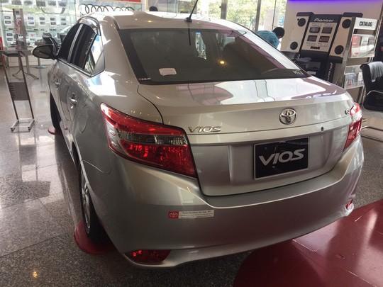 Toyota, Ford, Mercedes đồng loạt triệu hồi hàng chục ngàn xe tại Việt Nam - Ảnh 1.