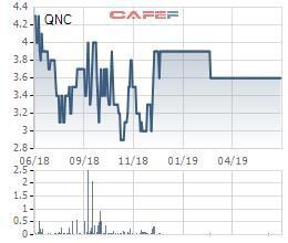 Xi măng Quảng Ninh (QNC) phát hành 25 triệu cổ phiếu chào bán riêng lẻ, giá gấp 3 thị giá - Ảnh 1.