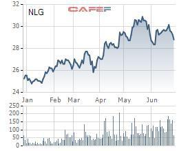 Nam Long Group (NLG) vừa chi trăm tỷ mua xong 10 triệu cổ phiếu quỹ - Ảnh 1.